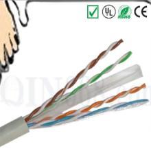供应UTP6类纯铜带十字架过测试网线图片