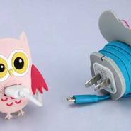充电器保护套纳线器绕线器图片