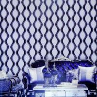 简约现代壁纸抽象波纹墙纸壁纸