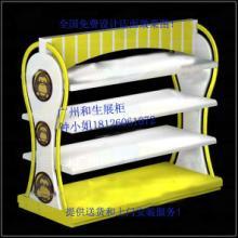 供应广州大型童鞋货架厂家童鞋展柜设计生产童鞋中岛展示架批发零售批发
