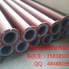 供应耐低温衬胶管材