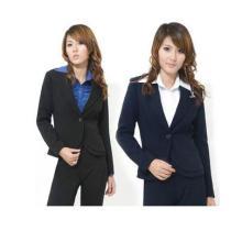 供应绍兴男女职业套装现货-量身订制西服18657555116批发