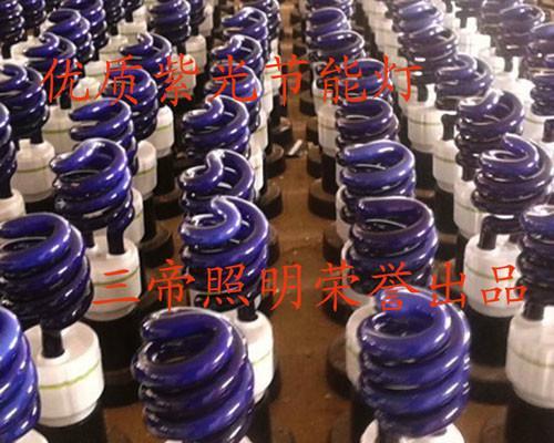 12v紫光灯三帝12v黑光灯诱虫灯验钞灯
