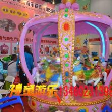 供应郑州儿童转马哪家好中原最大游乐设备生产厂家神童游乐