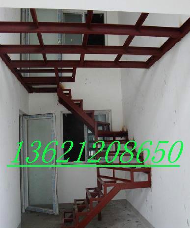 北京安装阁楼 钢结构阁楼 阁楼制作 楼房加层二层搭建68650578 图高清图片