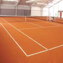 供应北京市红土网球场材料及施工