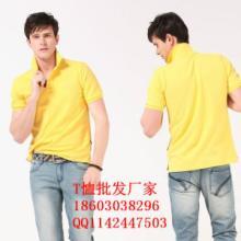 供应纯棉男式短袖t恤