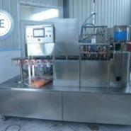 南昌自立袋液体灌装机图片