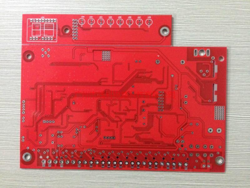 供应双面FR-4线路板-单面板-铝基板-线路板最低价格-山东线路板