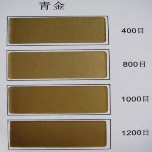 喷雾胶漆专用铜金粉图片