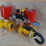 气动切断阀 液氨截止阀 氨气控制阀