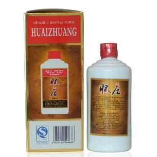 怀庄酱酒金质八年图片