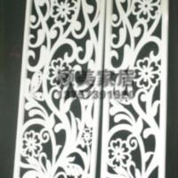 供应PVC雕花板/镂空板/屏风隔断