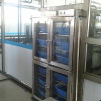 供应河北瓶盖(桶盖)消毒柜生产厂家。廊坊国增兴达提供大桶水聪明盖,瓶装水防盗盖的消毒系统