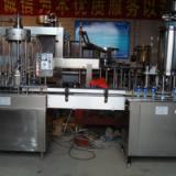 供应河北廊坊瓶装水生产线,由廊坊兴达提供6000P/小时三合一灌装系统