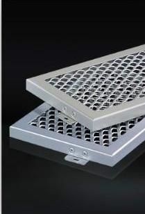 金属铝网板图片