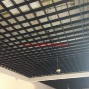 铝格栅吊顶图片
