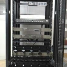 南京鼓楼区三牌楼办公室电话排线局域网络布线建宁路局域网安装调试维修 图片