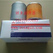 064356三菱搅拌车机油滤芯厂图片