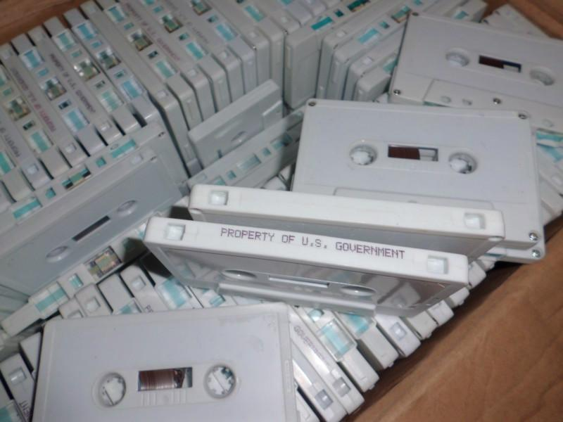 供应90分钟空白磁带录音带