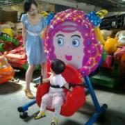 平顶山儿童游乐园设备投币摇摇车