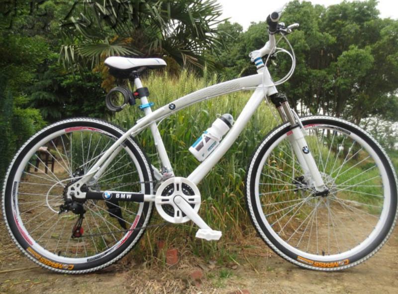 进口宝马自行车 捷安特 宝马自行车价格及图片图片