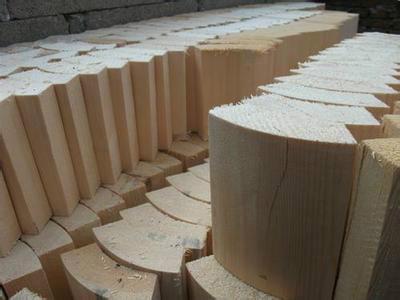 供应管道垫木供应商图片