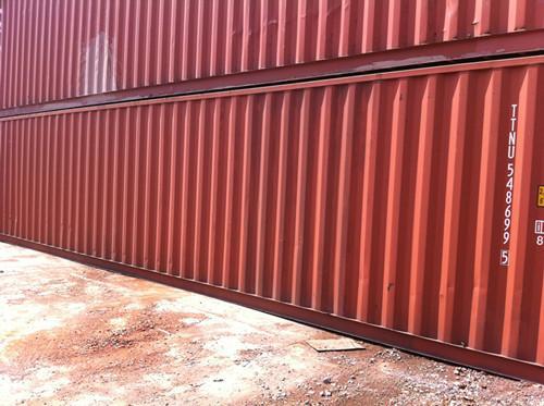 物流公司直供40英尺集装箱销售