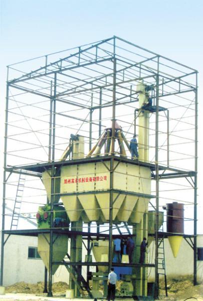 供应内蒙古全自动饲料加工机械,30饲料加工机组,时产5吨颗粒料加工设