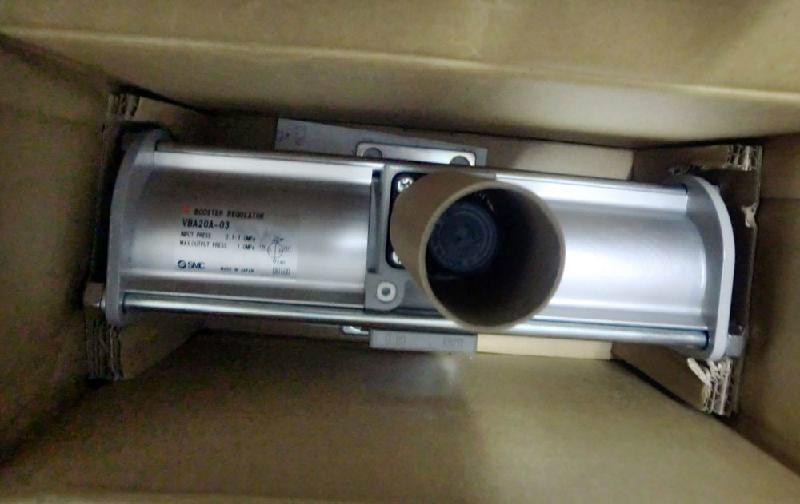 供应买SMC增压缸VBA4100-04GN深圳哪家信誉最好?
