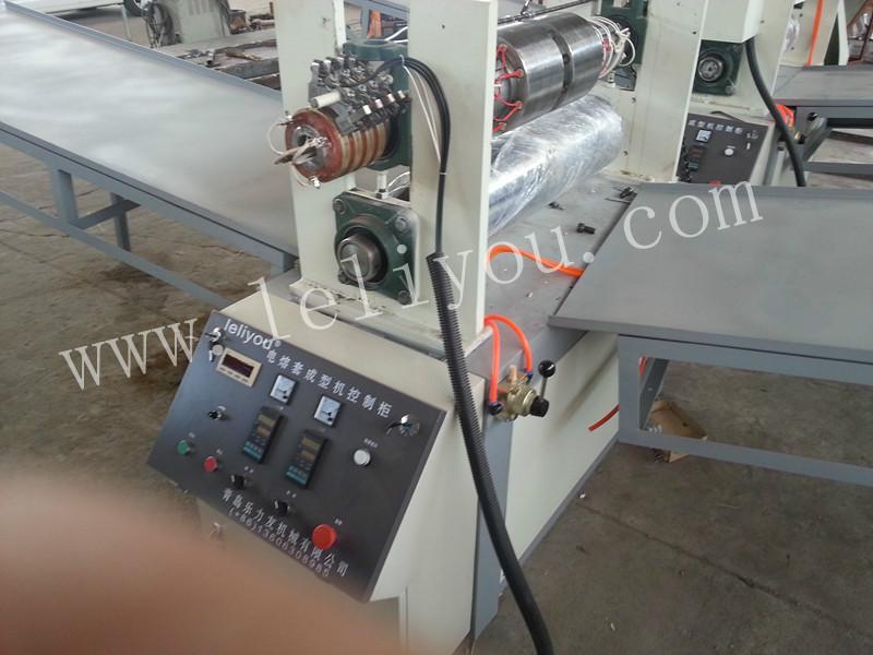 廊坊纤维增强热收缩带基材设备厂家,热缩带生产线,热收缩带 涂胶机