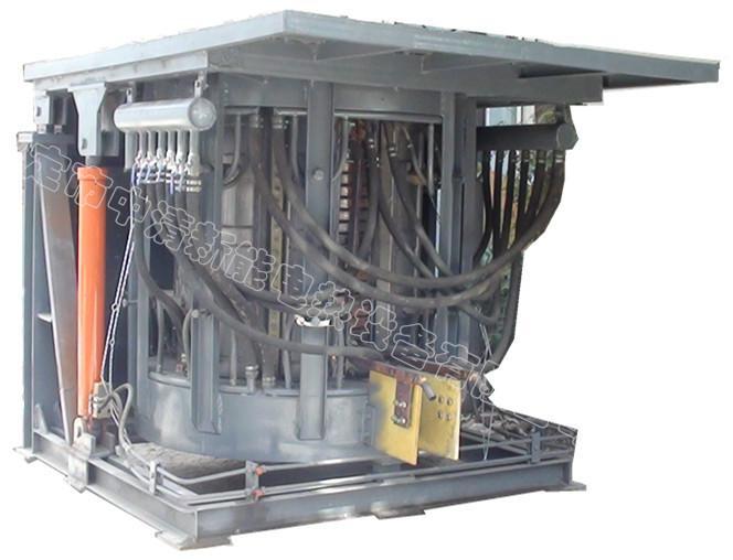 供应钢壳熔炼炉保温铝铸造电炉中清新能电热设备厂家十年品质