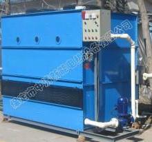 供应发电机组专用的闭式冷却塔-河北中清新能电热设备