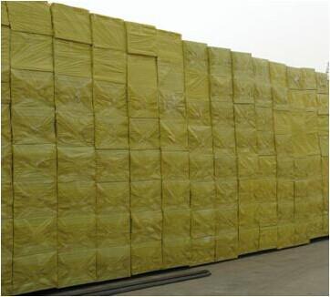 供应建筑用防火岩棉板图片