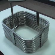 蒸发器不锈钢盘管价格图片