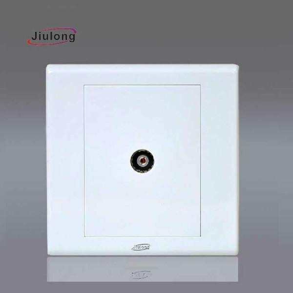 供应电视插座/弱电插座/视频插座/单电视插座