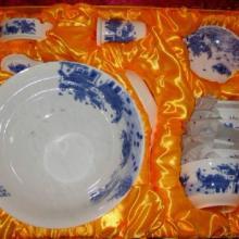 供应青花瓷保鲜碗 青花瓷餐具