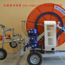 供应卷盘式喷灌机设备绞盘式排灌机械