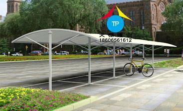 金华自行车膜结构雨棚 自行车膜结构雨棚厂家 自行车膜结构雨棚价格