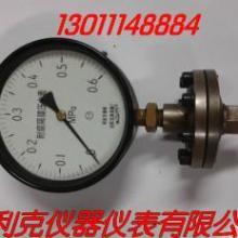 供应隔膜压力表316材质