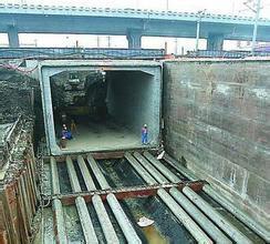供应临高县PE管道管材/青岛非开挖施工图片