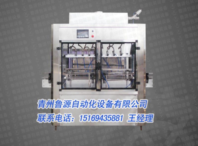 供应玻璃水灌装机青州直销厂家