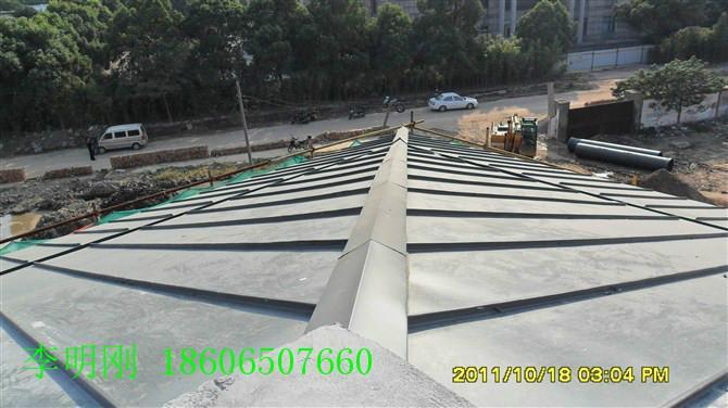 供应专业生产直立锁边钛锌板合金板
