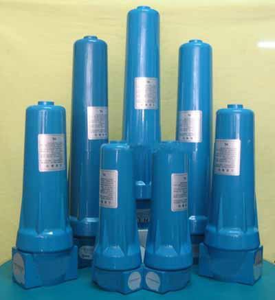 供应空气精密过滤器 空压机除水过滤器