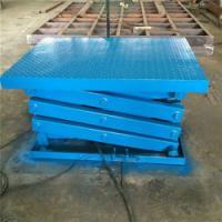 10米液压升降平台价格sjg液压升降平台三良机械