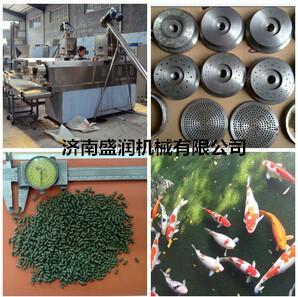 供应膨化牛蛙饲料机械设备图片