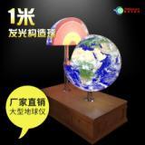 供应 直径1米地理教学太空球模型 大型地球仪