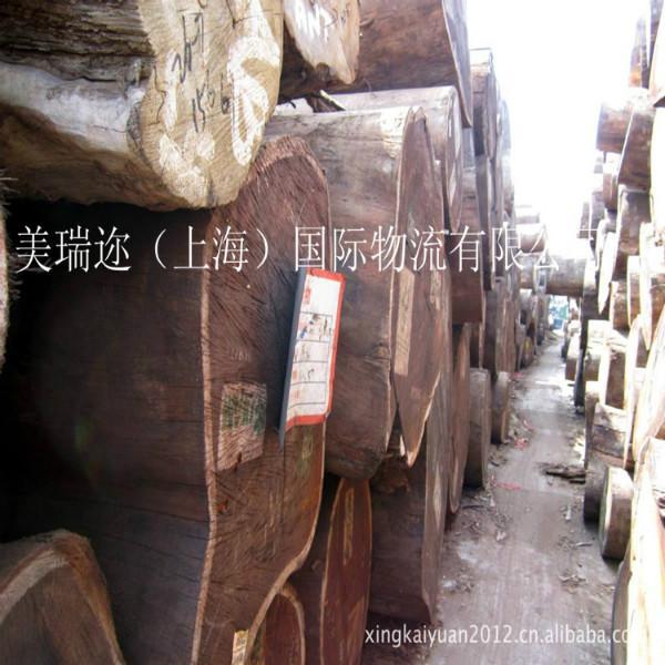 供应木材进口通关代理公司图片
