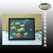 10寸军工级高清高亮液晶监视器图片