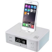 供应高音质三合一万能底座音响新款iphone 5及ipad苹果新接口